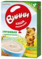 Каша Винни молочная гречневая с пребиотиками (с 4 месяцев) 220 г