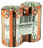 Батарейка PROconnect D(R20)