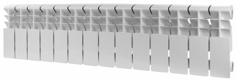 Радиатор алюминиевый ROMMER Al Plus 200