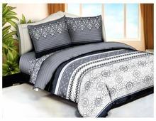 Постельное белье 2-спальное с евро простыней Бояртекс Luxor 32386 сатин