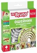 Mr.Bruno Ошейник репеллентный против блох и клещей NEW