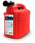 Канистра SAPFIRE SJS-0710 для технических жидкостей, 10 л