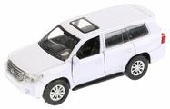 Внедорожник ТЕХНОПАРК Toyota Land Cruiser (CRUISER-WT/BK) 12.5 см