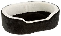 Лежак для кошек, для собак Ferplast Nido Soft 65 (83286512/83286517) 65х45х17 см