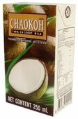 Chaokoh Кокосовое молоко, 250 мл