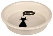 Миска TRIXIE 24499 для кошек 250 мл