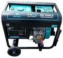 Дизельный генератор Gesht GD7500E (7000 Вт)