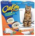 Система приучения к туалету для кошек CitiKitty Cat Toilet Training Kit