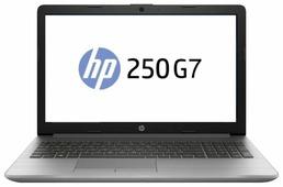 "Ноутбук HP 250 G7 (6UK93EA) (Intel Core i5 8265U 1600 MHz/15.6""/1920x1080/8GB/256GB SSD/DVD-RW/Intel UHD Graphics 620/Wi-Fi/Bluetooth/DOS)"