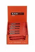 Фруктовый батончик R.A.W. Life Орехово-фруктовый батончик R.A.W. LIFE без сахара Пекан, 20 шт