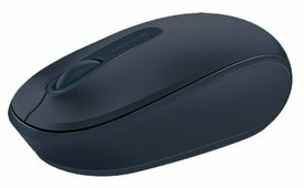 Мышь Microsoft Wireless Mobile Mouse 1850 U7Z-00014 dark Blue USB