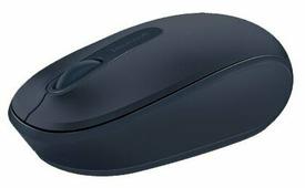 Мышь Microsoft Wireless Mobile Mouse 1850 U7Z-00014 dark Blue USB