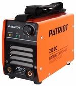 Сварочный аппарат PATRIOT 210DC MMA (MMA)