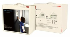 Комплектная дверная станция (домофон) ABB 2TMA070140N0088