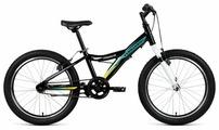 Подростковый горный (MTB) велосипед FORWARD Comanche 20 1.0 (2019)