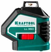Лазерный уровень Kraftool LL360 (34645-3)