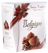 Набор конфет The Belgian Fancy Truffes Cocoa Pieces, 200г