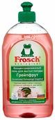 Frosch Концентрированный гель для мытья посуды Грейпфрут