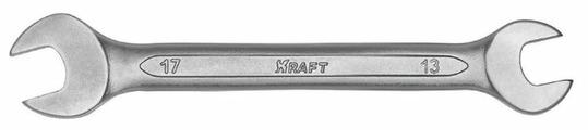 KRAFT Ключ рожковый 13х17 мм КТ 700593