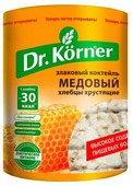 Хлебцы мультизлаковые Dr. Korner злаковый коктейль медовый 100 г
