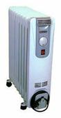 Масляный радиатор Термiя 0715