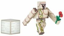Игровой набор Jazwares Minecraft Железный голем 16511