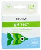 Нилпа gH тест тесты для аквариумной воды