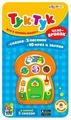 Интерактивная развивающая игрушка Азбукварик Тук-Тук. Чудо-грибок