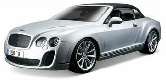Легковой автомобиль Bburago Bentley Continental Supersports Convertible (18-11037) 1:18