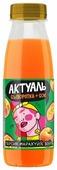 Сывороточный напиток Актуаль персик-маракуйя 310 г