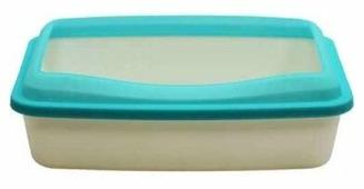 Туалет-лоток для кошек Шурум-бурум 1КУТ00050 41.5х31х12 см