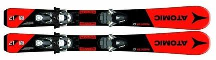 Горные лыжи ATOMIC Vantage JR 70-90 с креплениями C 5 SR (18/19)