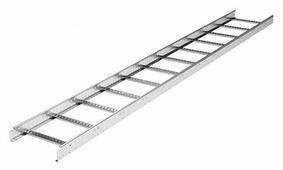 Лоток кабельный лестничный DKC LL1030 100 х 300 х 3000 мм