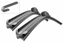 Щетка стеклоочистителя бескаркасная BOSCH Aerotwin RLE A402S 700 мм / 575 мм, 2 шт.