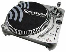 Виниловый проигрыватель Sherwood PM-9906