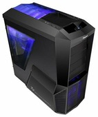 Компьютерный корпус Zalman Z11 Plus Black