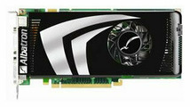 Видеокарта Albatron GeForce 9600 GT 650Mhz PCI-E 2.0 512Mb 1800Mhz 256 bit 2xDVI TV HDCP YPrPb