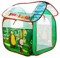 Палатка Играем вместе Маша и Медведь домик в сумке FA-MB-R