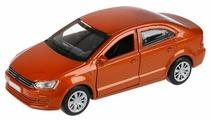 Легковой автомобиль ТЕХНОПАРК Volkswagen Polo 12 см