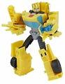 Трансформер Hasbro Transformers Бамблби. Warrior Class (Кибервселенная) E1900