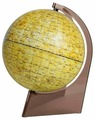 Глобус лунной поверхности Глобусный мир 210 мм (10297)