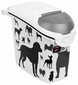 Контейнер для корма CURVER Собаки 15 л 15 л