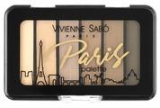 Vivienne Sabo Палетка теней для век мини Paris