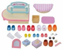 Игровой набор Sylvanian Families Обувной магазин 4862/2404