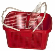 Переноска-корзина для кошек и собак Дарэлл 1 36х26х20 см