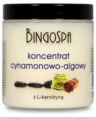 BingoSpa концентрат Корица и водоросли с L-карнитином