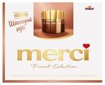 Набор конфет Merci Ассорти из шоколадного мусса 210 г
