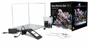 Аквариум 15 л COLLAR Nano Marine Set
