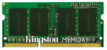 Оперативная память 2 ГБ 1 шт. Kingston KVR13LS9S6/2