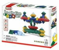 Конструктор WEDGiTS Imagination Set 300653 50 деталей